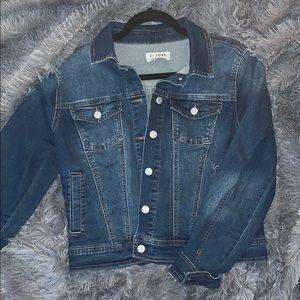 Ci Sono Classic Denim Jacket